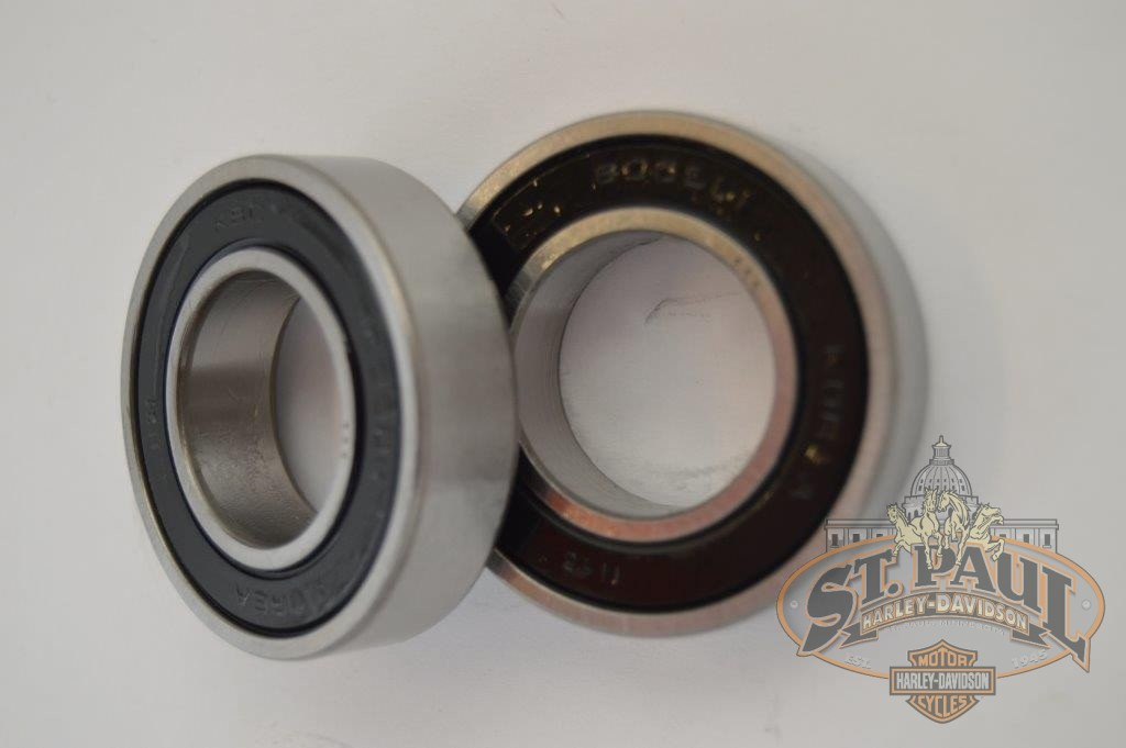 E0004 02A8B Genuine Buell Front Wheel Bearing Set Pair New All Xb 1125R 1125Cr B1L Bearings