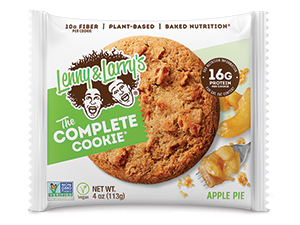Lenny & Larry's THE COMPLETE COOKIE 4oz Apple Pie