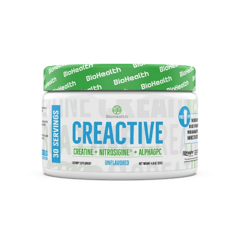 BioHealth CREACTIVE 30 Servings Unflavored