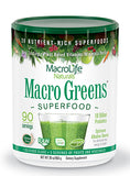 Macro Life Naturals MACRO GREENS Superfood