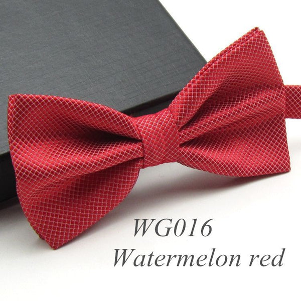 Multicolour High Quality Bow Tie for Men (7 colours) - Be the Boss