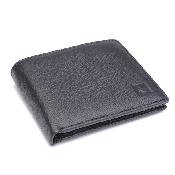 Bifold Wallet Genuine Leather RFID (2 colours) - Be the Boss