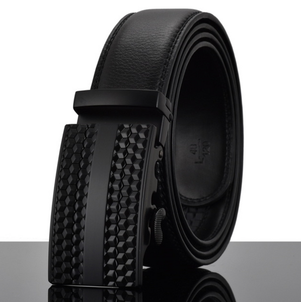 Automatic Classic Buckle Genuine Leather luxury Belt - Be the Boss