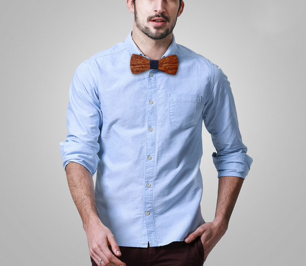 Classic Handmade 100% Wooden Bow Tie for Men (6 colours) - Be the Boss