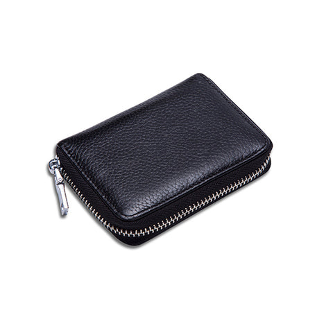 Wallet with RFID Genuine Leather (3 colours) - Be the Boss