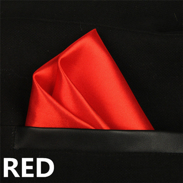 Retro Style Pocket Squares, Handkerchief, Hanky for Men (9 colours) - Be the Boss