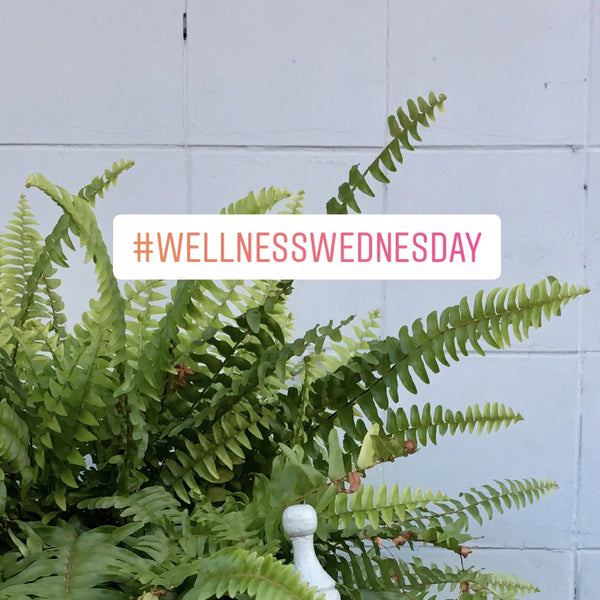 #WellnessWednesday - Weekly Round-Up of the Wellness News