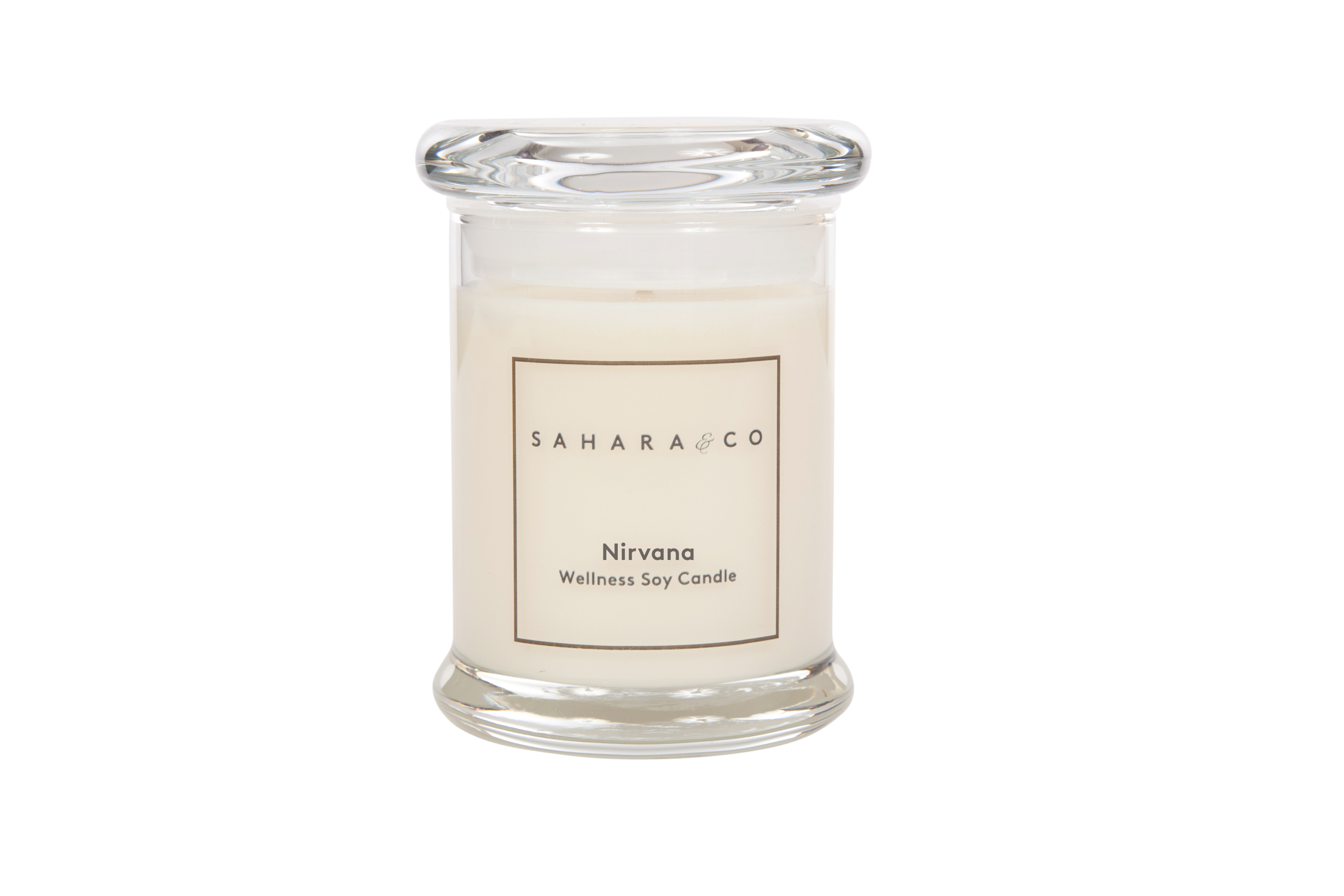 Wellness Soy Candle - Sahara and Co