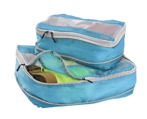 Expandable Packing Cubes, 2 Pack