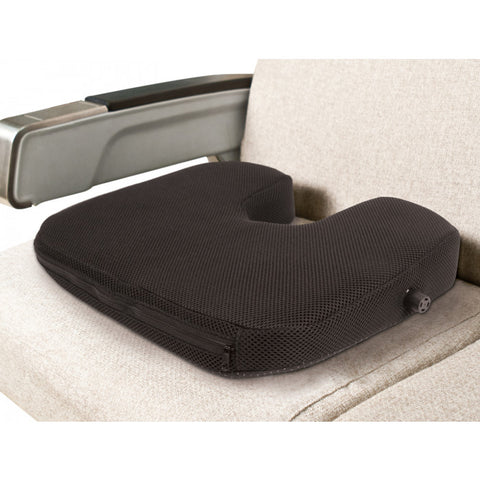 Self-Inflating Seat Cushion
