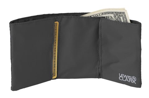 Featherlight TriFold Wallet (RFID-Blocking)