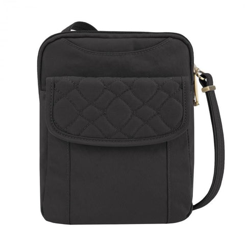 Signature Quilted Slim Pouch (Anti-Theft)