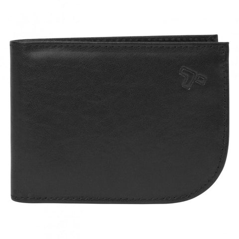 Leather Front Pocket Wallet (RFID-Blocking)