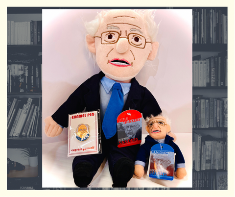 Bernie Sanders Collectible Gift Set
