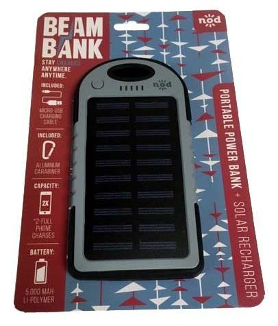 Beam Bank - Portable Charger
