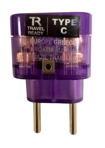 Europe Adapter (4mm)