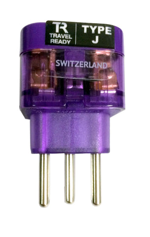 Switzerland Adapter