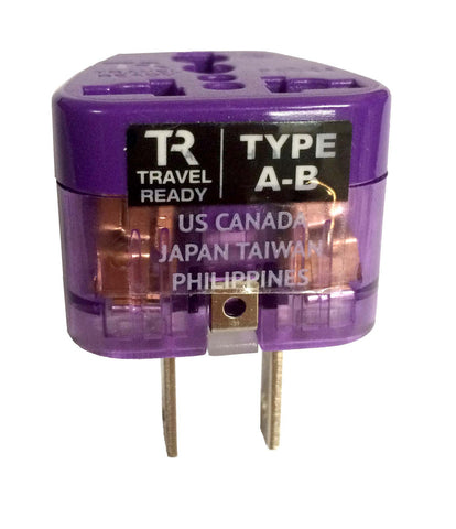 Americas Adapter (2 prong)
