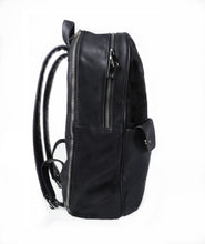 PASK Leather Backpack