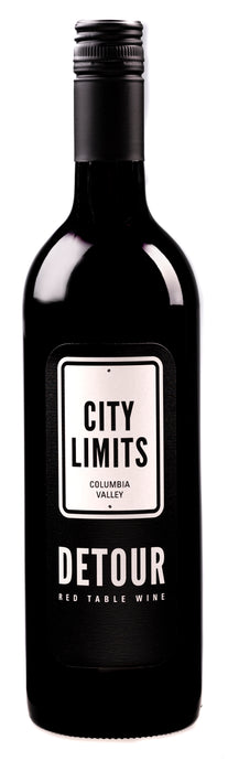 2017 City Limits Detour Red Blend