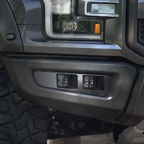Full Bumper Light Kits with 4 Lights