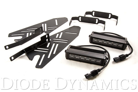 Diode Dynamics 2017+ Ford Raptor Fog Brackets