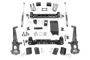 "Rough Country 6"" Lift Kit - 2019 Ranger 4WD"