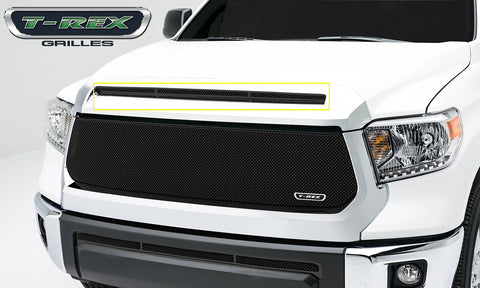 T-REX T1 Series Front Hood Grille - Powdercoat - 2014-2017 Tundra