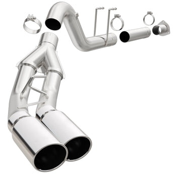 MagnaFlow Performance Exhaust Pro Series Performance Diesel Exhaust System - 6.4L Powerstroke Turbo Diesel - 2011-2016 F250/F350