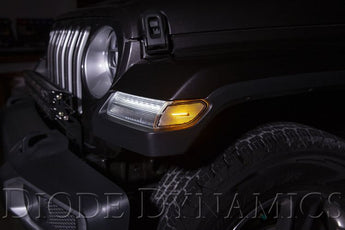 Diode Dynamics Sidemarker Lights - Jeep JL