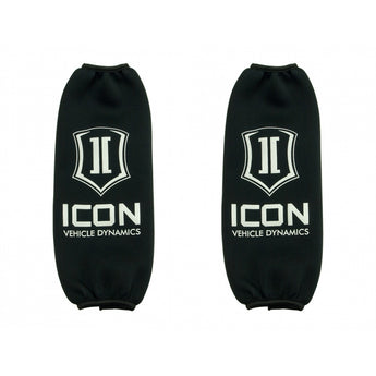Icon Vehicle Dynamics Shock Wraps Neoprene Coil Over Shock Protection Covers (large)