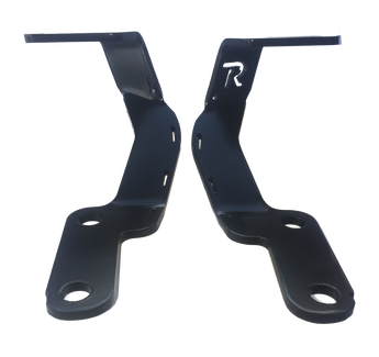 2014-2018 3rd Gen Toyota Tundra Ditch Light Brackets - Rago Fabrication