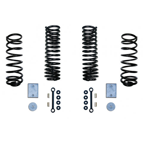 "Icon Vehicle Dynamics 3"" Suspension System - Lift Components Only - 2007-2018 Jeep JK"