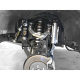 Icon Vehicle Dynamics - Front Secondary 3.0 Zeta Bypass Shocks w/ Remote Reservoir - 2010-2014 Raptor