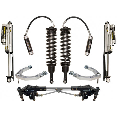 Icon Vehicle Dynamics 3.0 Performance Suspension System - Stage 3 - 2010-2014 Raptor