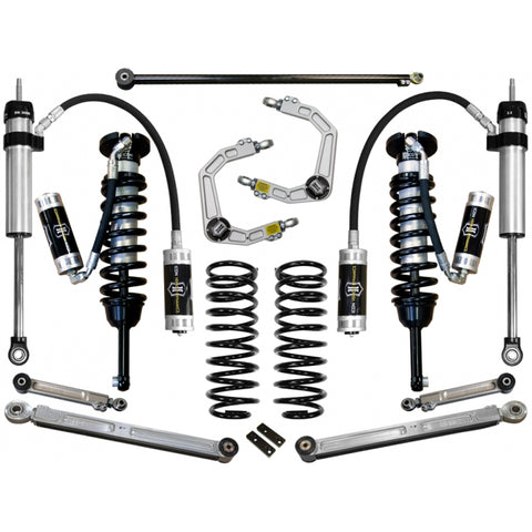"Icon Vehicle Dynamics 0-3.5"" Suspension System - Stage 6 - 2010-2019 4Runner & FJ"