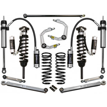 "Icon Vehicle Dynamics 0-3.5"" Suspension System - Stage 7 - 2010-2019 4Runner & FJ"