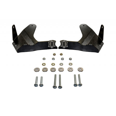 Icon Vehicle Dynamics Lower Control Arm Skid Plate Kit - 2010-2019 4Runner