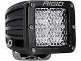 Offroad Alliance - Dual Bezel Fog Light Kit w/ Rigid Industries D-Series PRO Lights - 2017-2020 Raptor