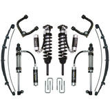 "Icon Vehicle Dynamics 0-2.75"" Suspension System - Stage 10 (Tubular) - 2016-2020 Tacoma"