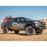 "Icon Vehicle Dynamics 0-2.75"" Suspension System - Stage 4 (Billet or Tubular) - 2016-2020 Tacoma"