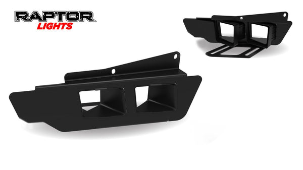 Offroad Alliance - Dual Light Bezel Kit - No Cube Lights - 2017-2020 Raptor