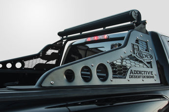 ADD Race Series Chase Rack with Actuated Light Bar - 2009-2019 F150 & Raptor