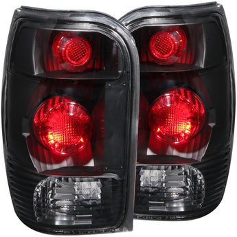 Anzo Tail Light Assembly - 1998-2001 Ford Explorer
