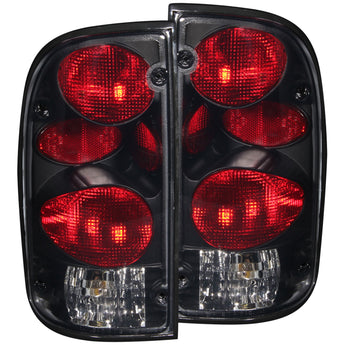 Anzo Tail Light Assembly - 1995-2000 Toyota Tacoma