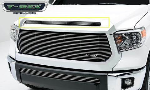 T-REX Billet Series, 1 Piece Overlay Grilles - 2014-2017 Tundra