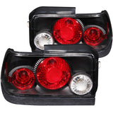 Anzo Tail Light Assembly - 1993-1997 Toyota Corolla