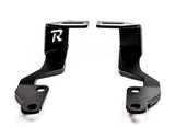 2007-2013  2nd Gen Toyota Tundra Ditch Light Brackets - Rago Fabrication