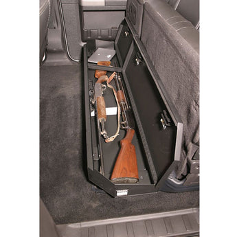 Tuffy Security Underseat Lockbox Rear - 2015-2019 F150 & Raptor, F250/F350