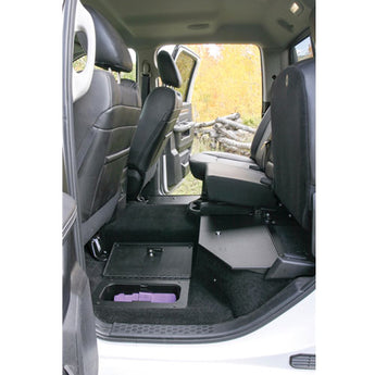 Tuffy Security In-Floor Storage Security Lid - 2009-2016 Ram 1500/2500/3500